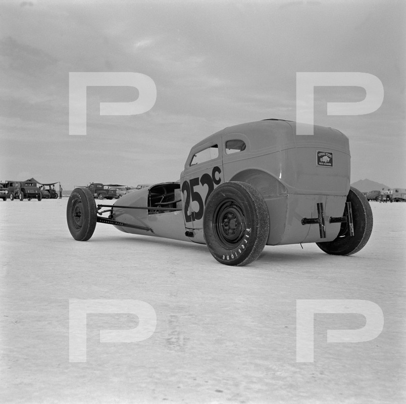 1954 6th Annual Bonneville National Speed Trials - Archives Petersen 53571110