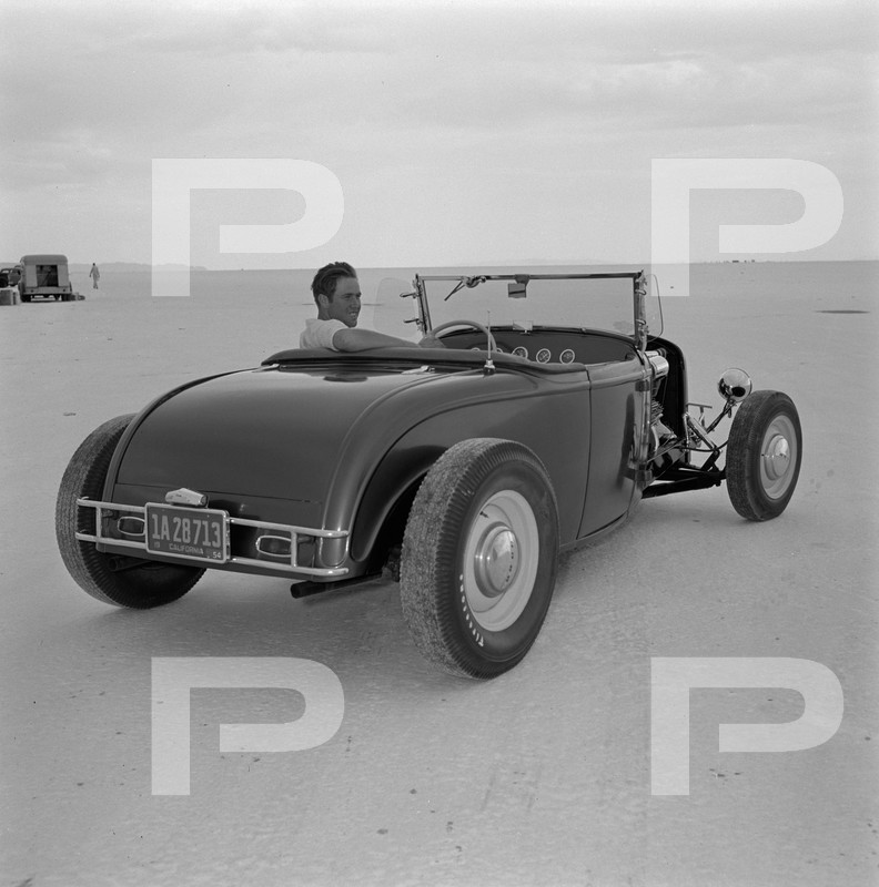 1954 6th Annual Bonneville National Speed Trials - Archives Petersen 53574211