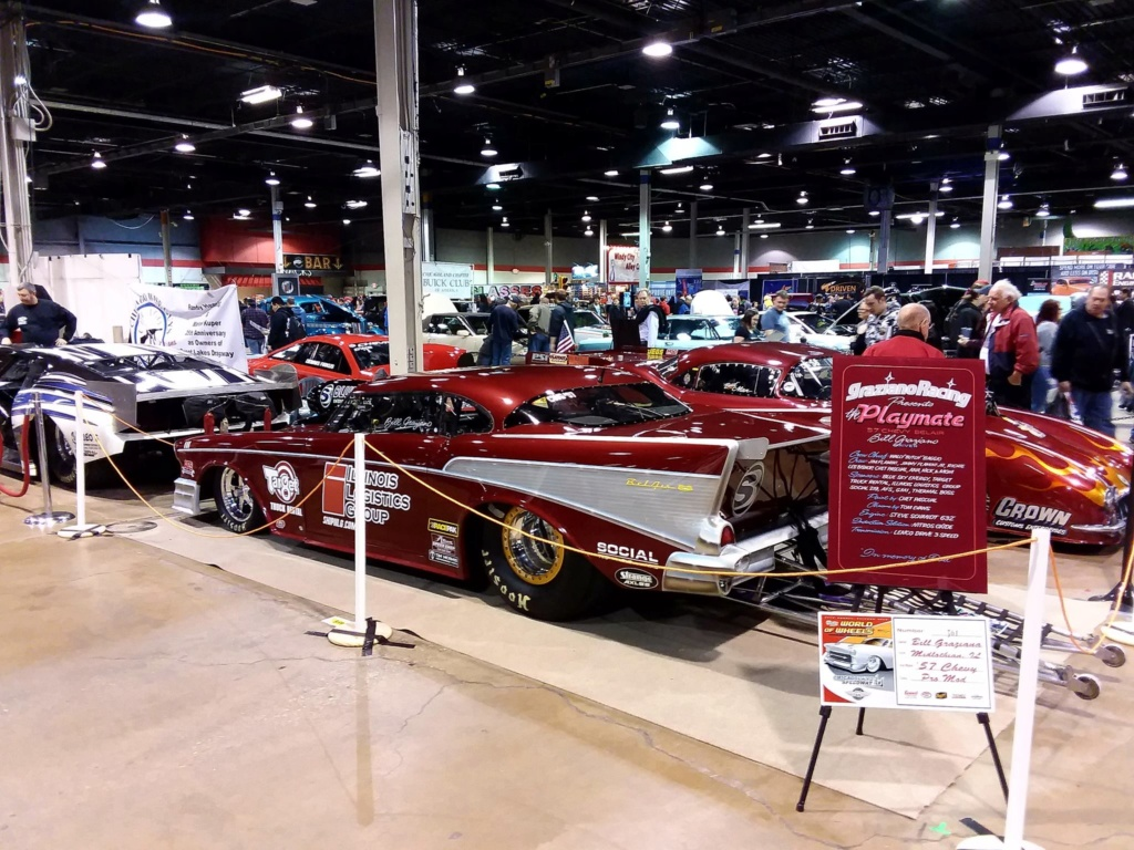 World of Wheels - Autorama - Chicago - 03/2019 53582110
