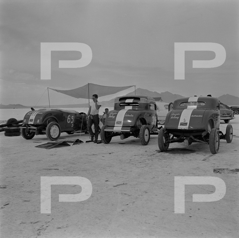 1954 6th Annual Bonneville National Speed Trials - Archives Petersen 53586210