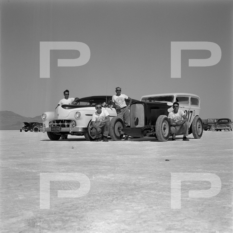 1954 6th Annual Bonneville National Speed Trials - Archives Petersen 53594510