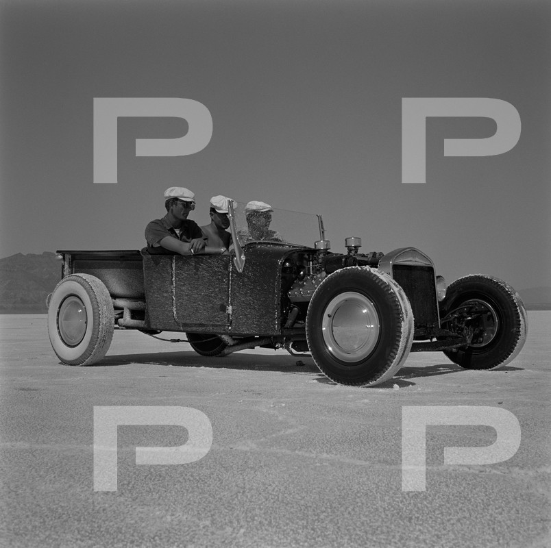 1954 6th Annual Bonneville National Speed Trials - Archives Petersen 53594910