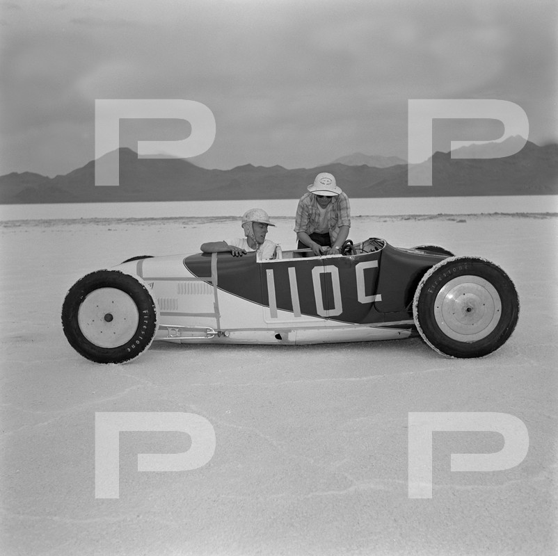 1954 6th Annual Bonneville National Speed Trials - Archives Petersen 53599710