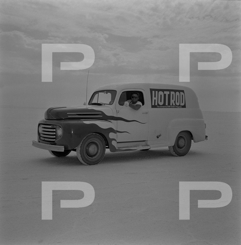 1954 6th Annual Bonneville National Speed Trials - Archives Petersen 53599910