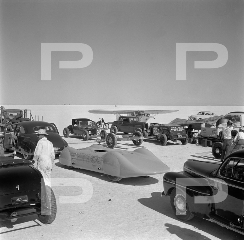 1954 6th Annual Bonneville National Speed Trials - Archives Petersen 53602810