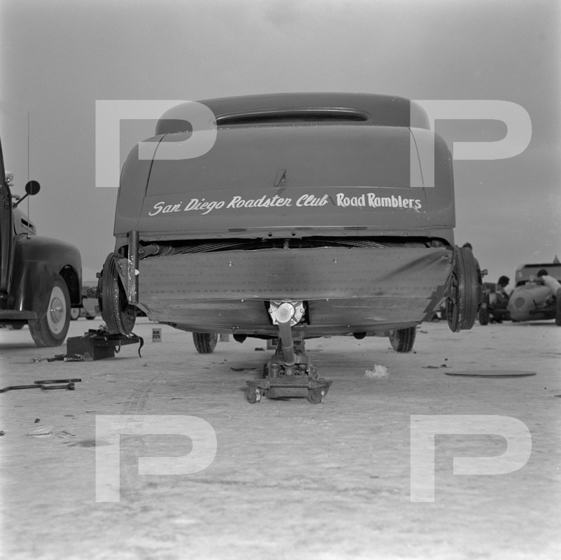 1954 6th Annual Bonneville National Speed Trials - Archives Petersen 53605310