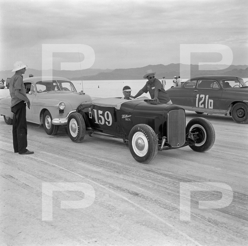 1954 6th Annual Bonneville National Speed Trials - Archives Petersen 53617110