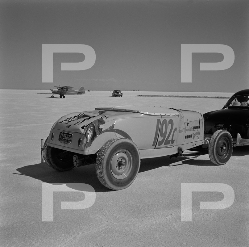 1954 6th Annual Bonneville National Speed Trials - Archives Petersen 53618810