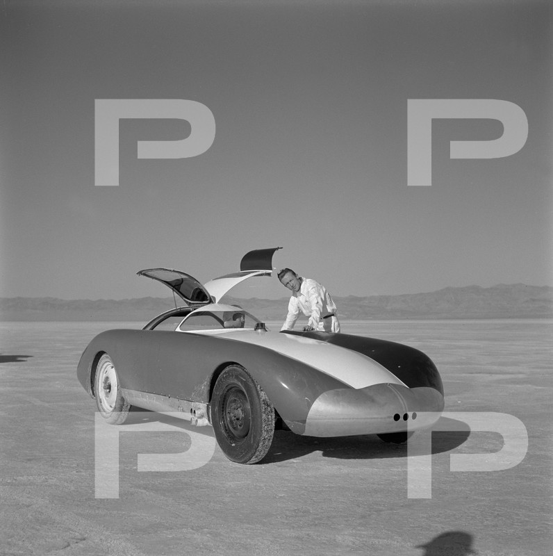 1954 6th Annual Bonneville National Speed Trials - Archives Petersen 53619610