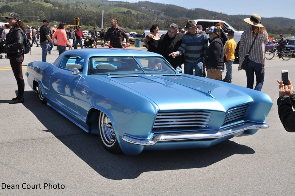 1965 Buick Riviera - The Blue Pearl - Gimelli Customs 53619810
