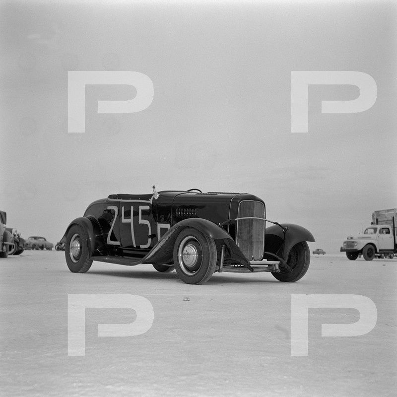 1954 6th Annual Bonneville National Speed Trials - Archives Petersen 53626910