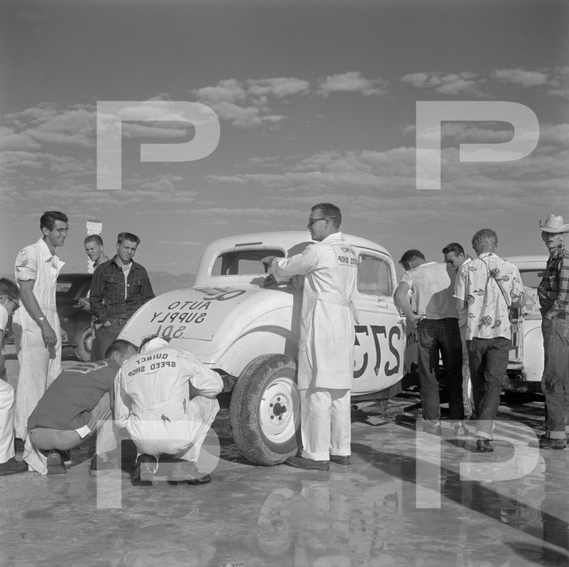 1954 6th Annual Bonneville National Speed Trials - Archives Petersen 53635210
