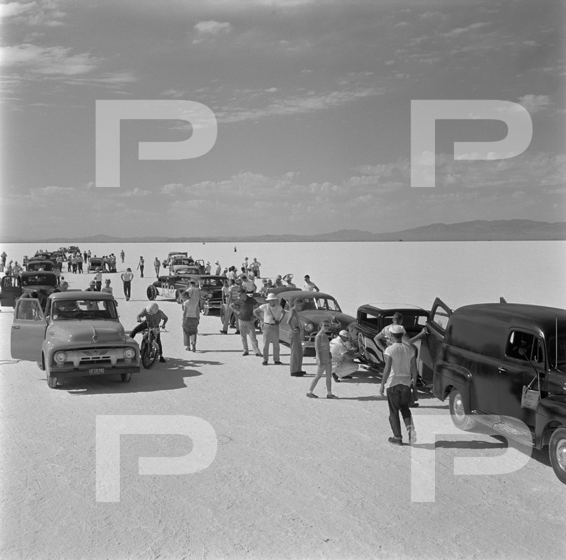 1954 6th Annual Bonneville National Speed Trials - Archives Petersen 53637910