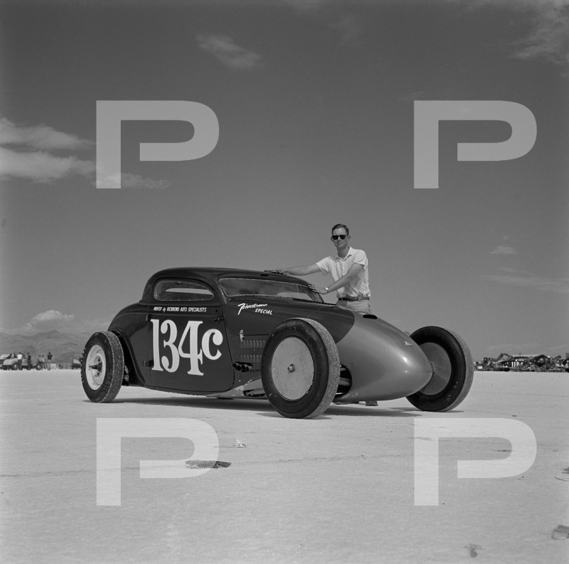 1954 6th Annual Bonneville National Speed Trials - Archives Petersen 53639910