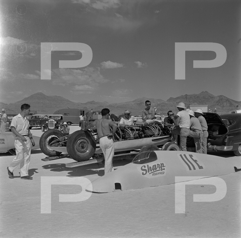 1954 6th Annual Bonneville National Speed Trials - Archives Petersen 53640810