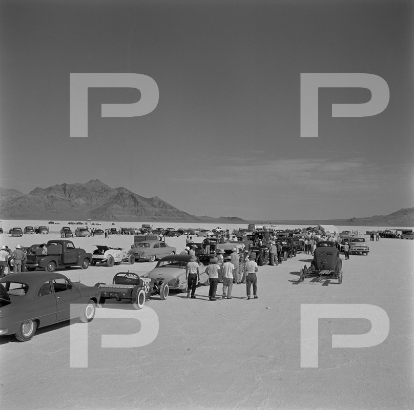 1954 6th Annual Bonneville National Speed Trials - Archives Petersen 53641310