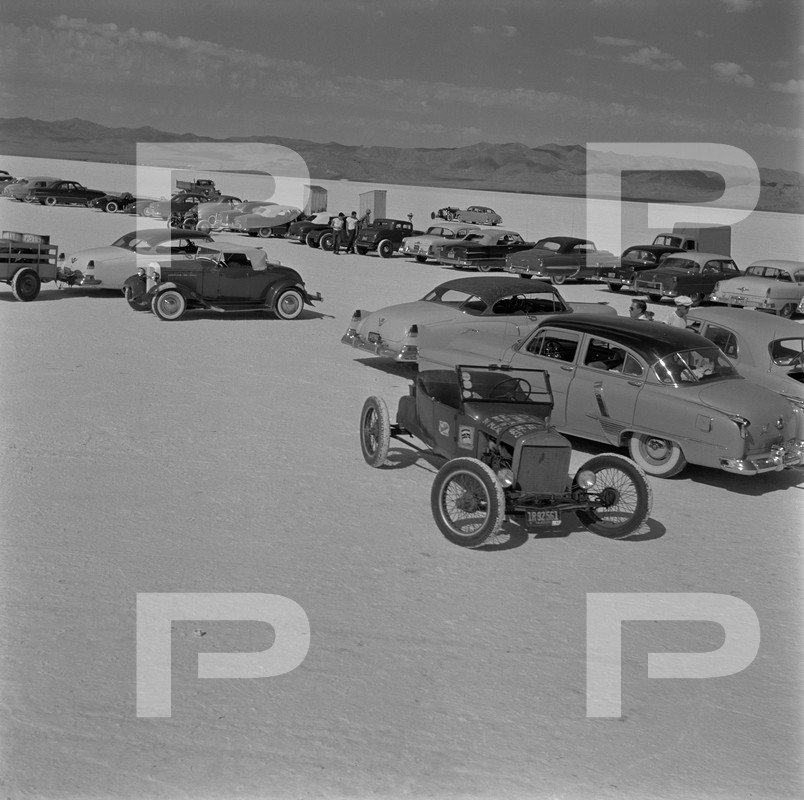 1954 6th Annual Bonneville National Speed Trials - Archives Petersen 53641510