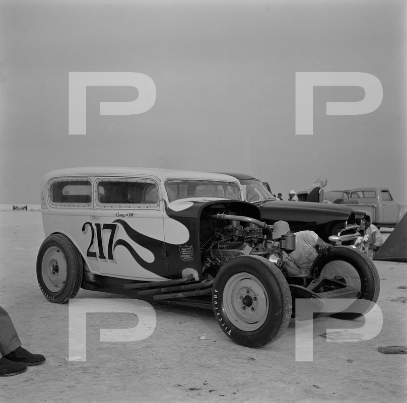 1954 6th Annual Bonneville National Speed Trials - Archives Petersen 53646610