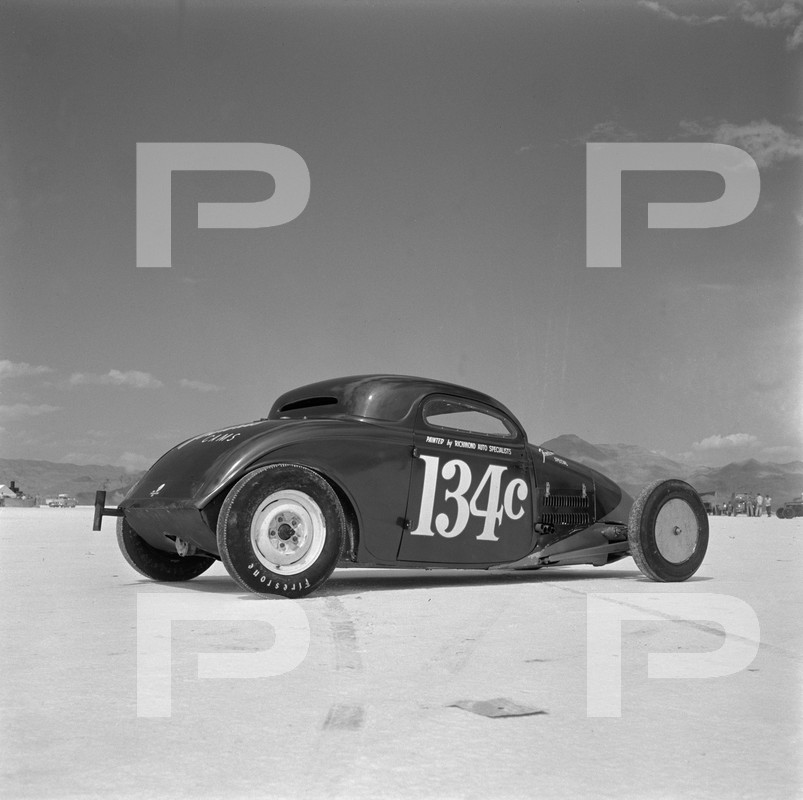 1954 6th Annual Bonneville National Speed Trials - Archives Petersen 53652210