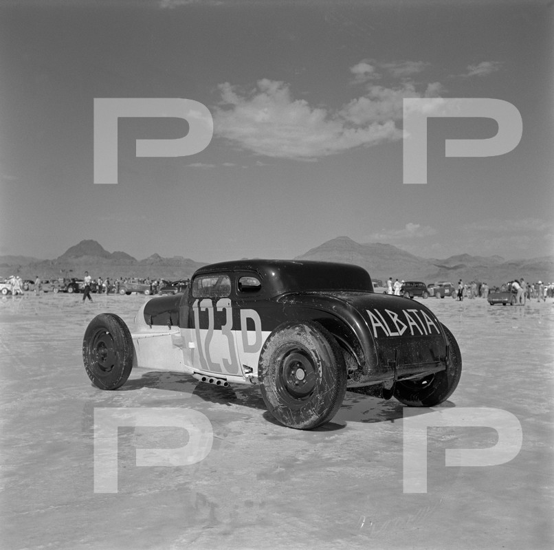 1954 6th Annual Bonneville National Speed Trials - Archives Petersen 53653210