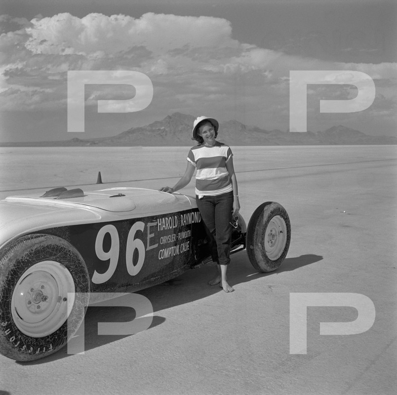 1954 6th Annual Bonneville National Speed Trials - Archives Petersen 53654710