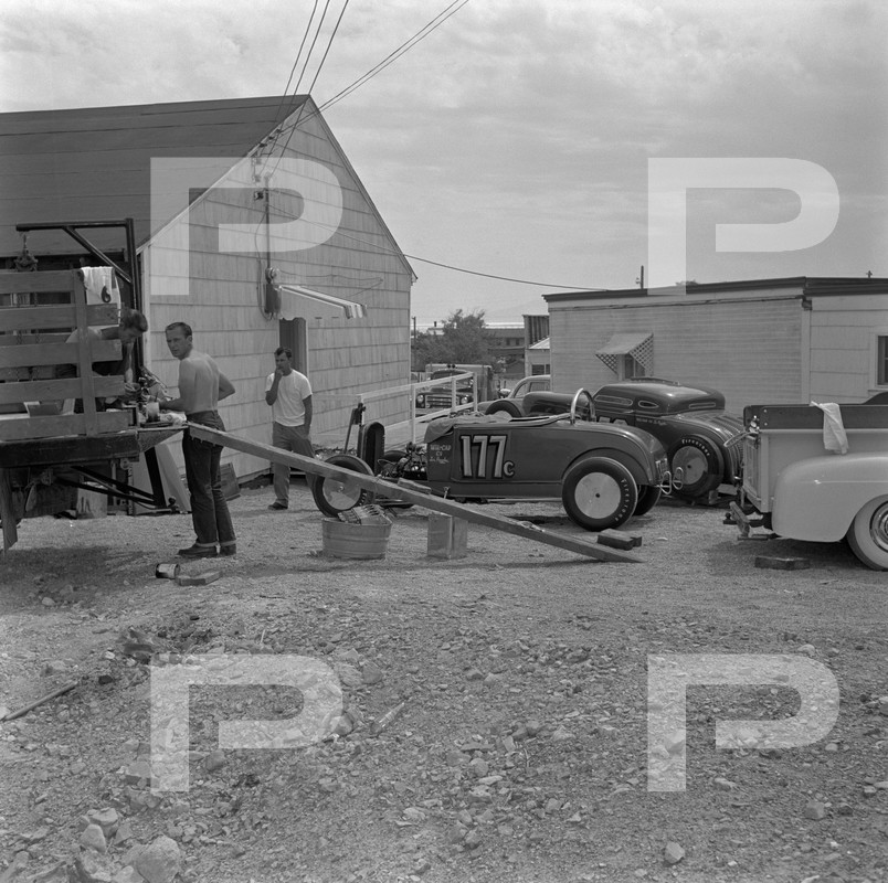 1954 6th Annual Bonneville National Speed Trials - Archives Petersen 53655910