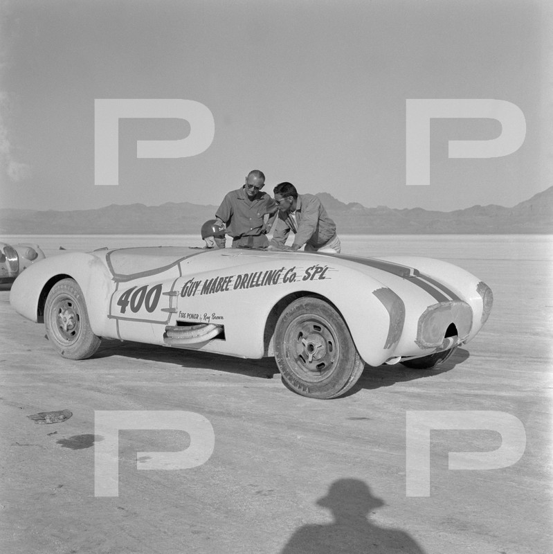 1954 6th Annual Bonneville National Speed Trials - Archives Petersen 53657210