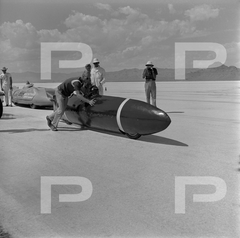1954 6th Annual Bonneville National Speed Trials - Archives Petersen 53660410