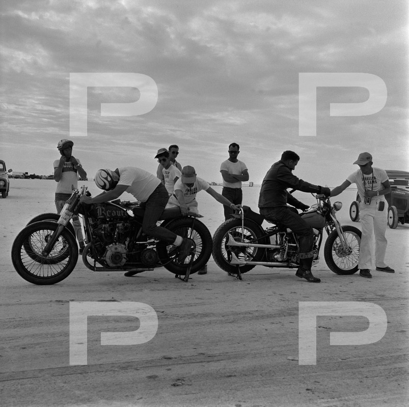 1954 6th Annual Bonneville National Speed Trials - Archives Petersen 53661510