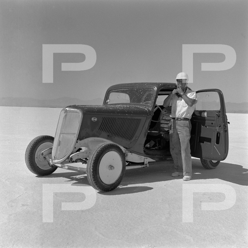1954 6th Annual Bonneville National Speed Trials - Archives Petersen 53662410