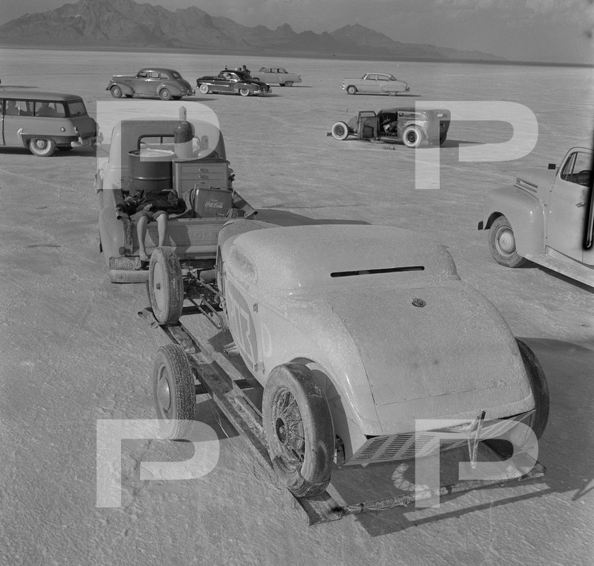 1954 6th Annual Bonneville National Speed Trials - Archives Petersen 53663110