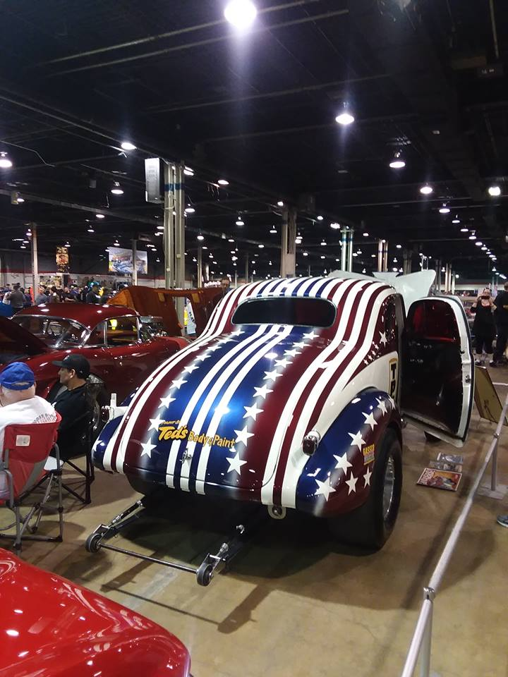 World of Wheels - Autorama - Chicago - 03/2019 53778010