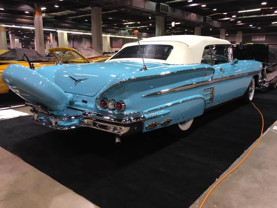 World of Wheels - Autorama - Chicago - 03/2019 53813210