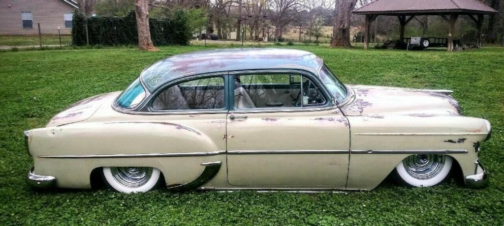 Chevy 1953 - 1954 custom & mild custom galerie - Page 17 53chev13