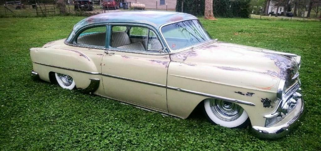 Chevy 1953 - 1954 custom & mild custom galerie - Page 17 53chev14