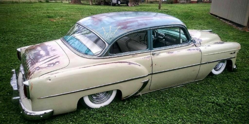 Chevy 1953 - 1954 custom & mild custom galerie - Page 17 53chev15