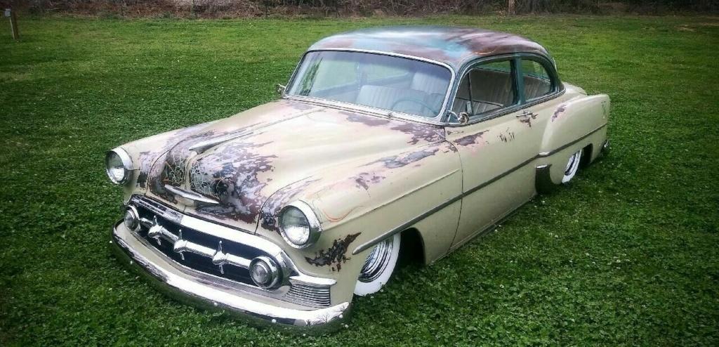 Chevy 1953 - 1954 custom & mild custom galerie - Page 17 53chev16