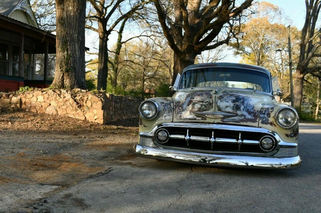 Chevy 1953 - 1954 custom & mild custom galerie - Page 17 53chev17
