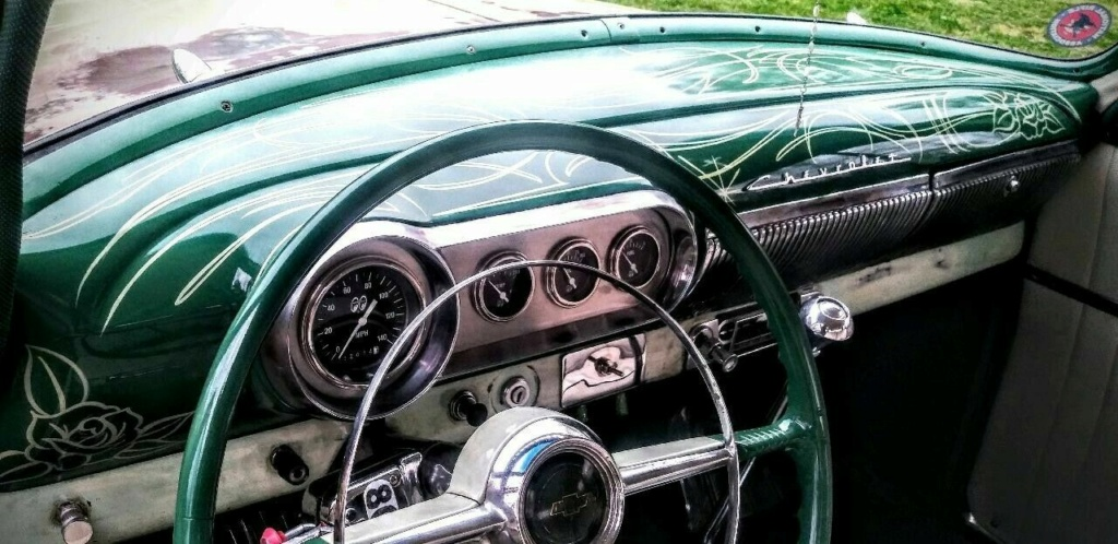 Chevy 1953 - 1954 custom & mild custom galerie - Page 17 53chev19