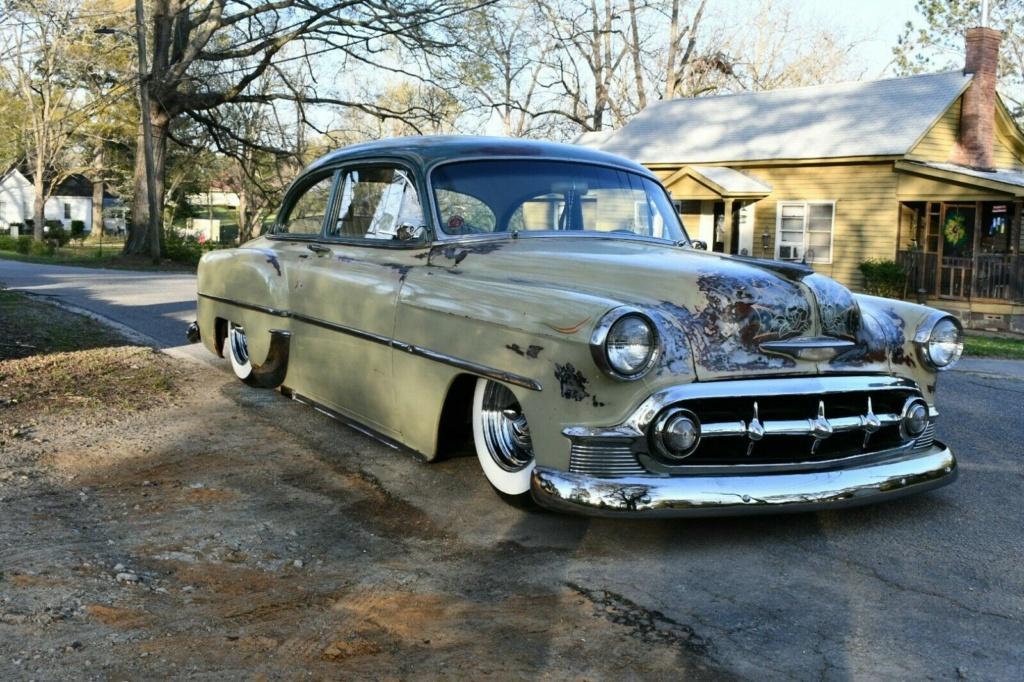 Chevy 1953 - 1954 custom & mild custom galerie - Page 17 53chev20