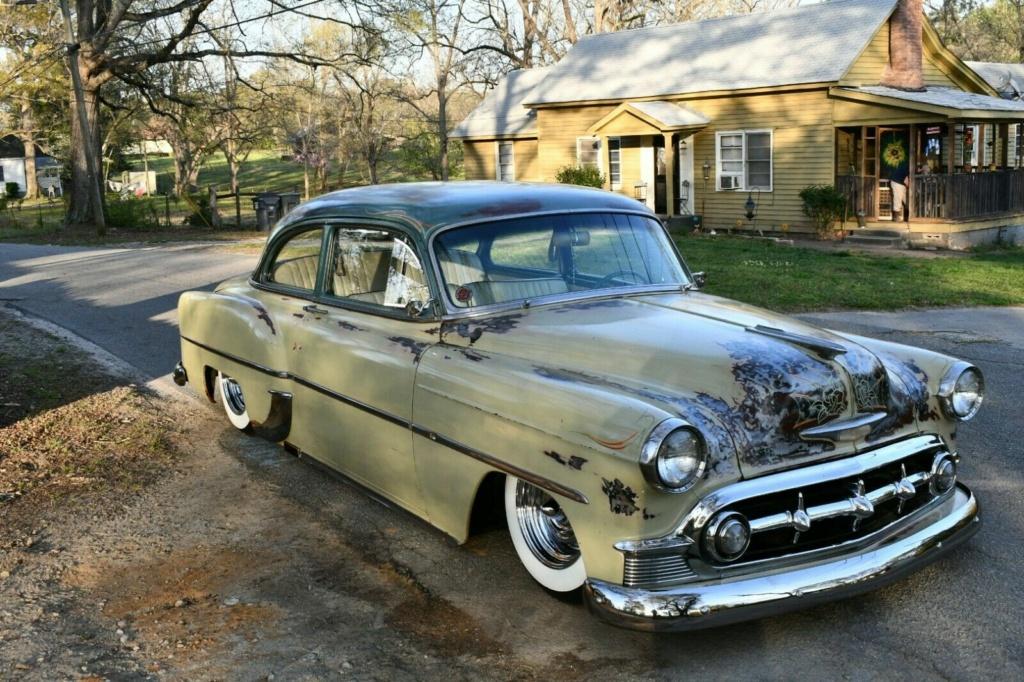 Chevy 1953 - 1954 custom & mild custom galerie - Page 17 53chev21