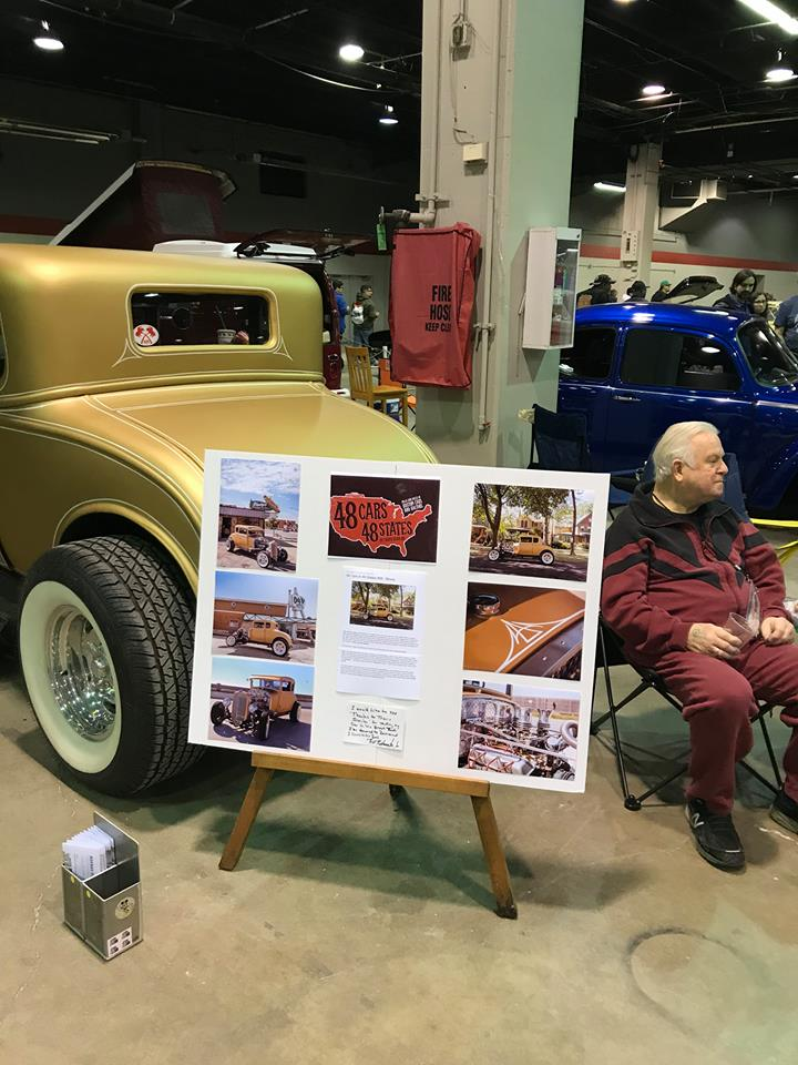 World of Wheels - Autorama - Chicago - 03/2019 54255310