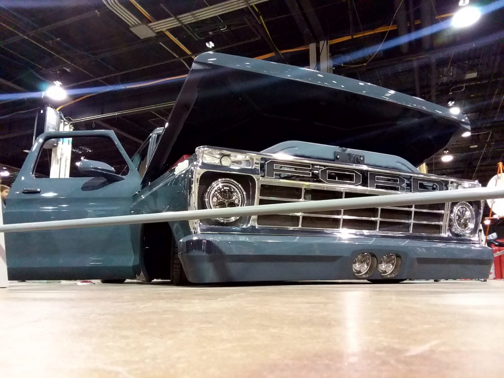 World of Wheels - Autorama - Chicago - 03/2019 54277810