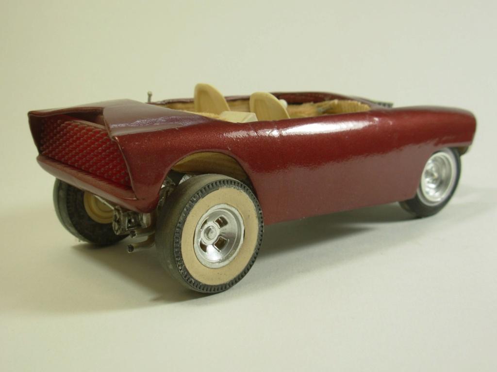 Vintage built automobile model kit survivor - Hot rod et Custom car maquettes montées anciennes - Page 12 54277910