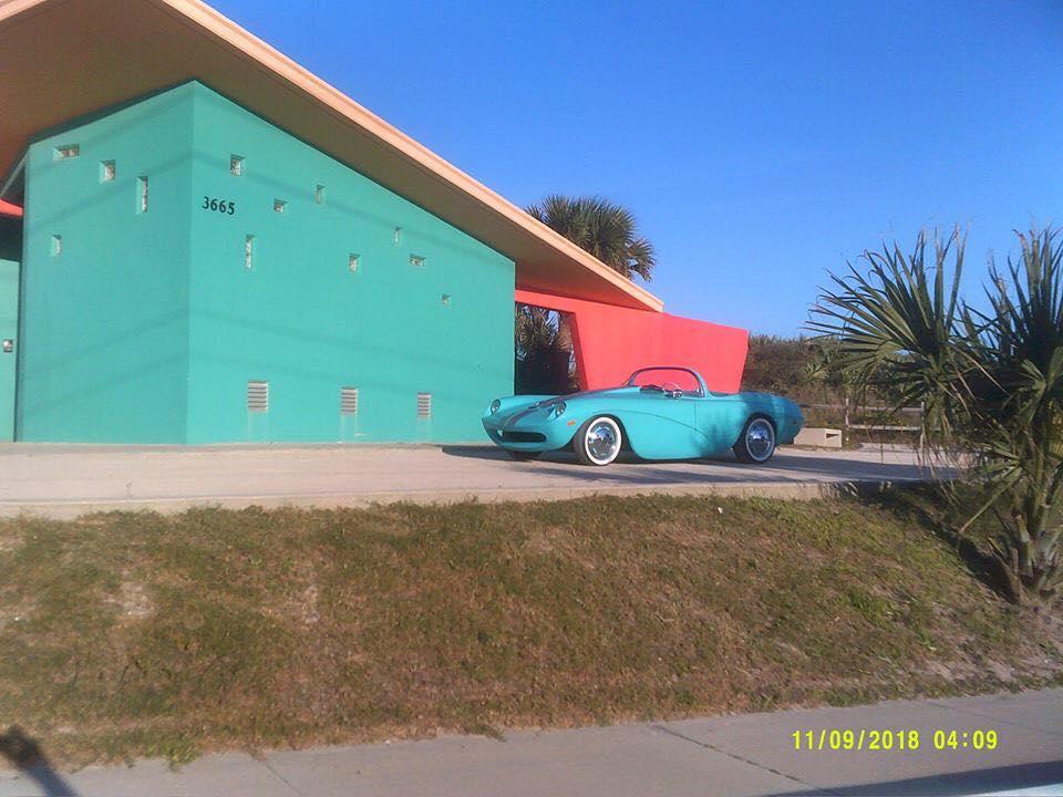 Chevrolet Corvette Customs & mild customs - Page 2 54278810