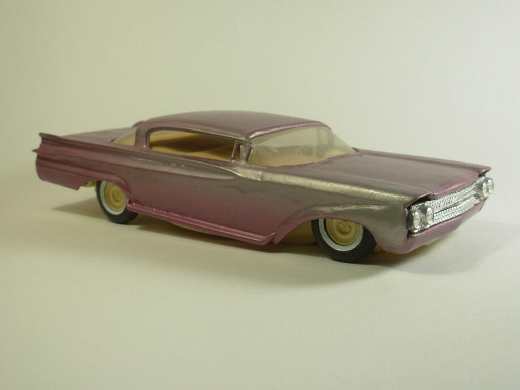 Vintage built automobile model kit survivor - Hot rod et Custom car maquettes montées anciennes - Page 12 54278910