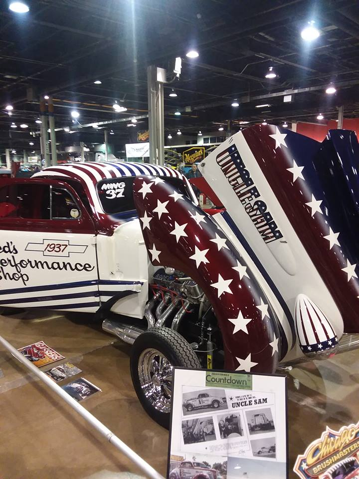World of Wheels - Autorama - Chicago - 03/2019 54349910