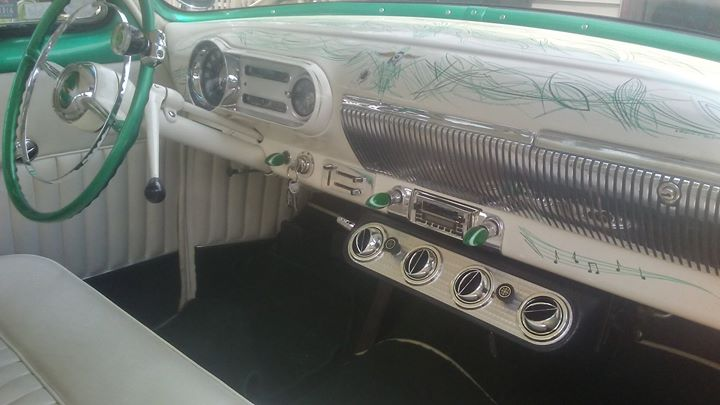Chevy 1953 - 1954 custom & mild custom galerie - Page 15 54381410
