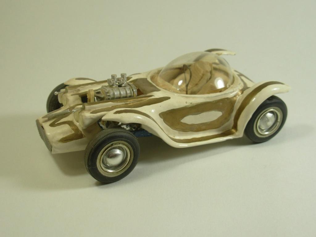 Vintage built automobile model kit survivor - Hot rod et Custom car maquettes montées anciennes - Page 12 54409110