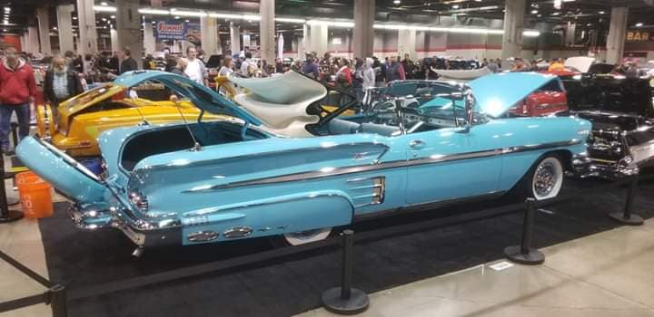 World of Wheels - Autorama - Chicago - 03/2019 54419110